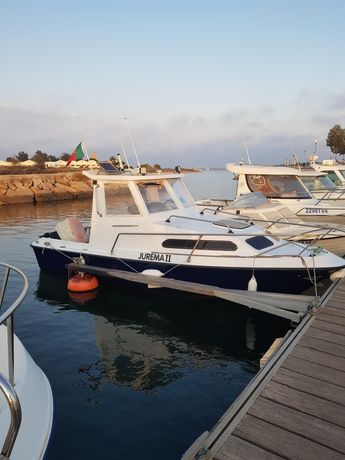 Vendo barco cabinado 5,75