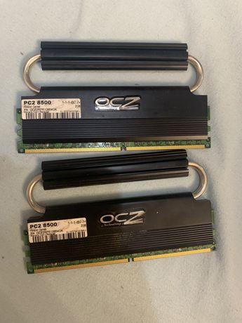 Оперативная память ps2 8500 ocz