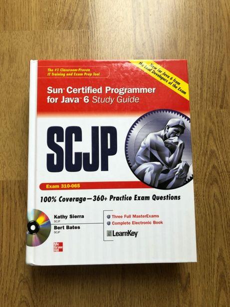 Książka Sun Certified Programmer for Java Programowanie