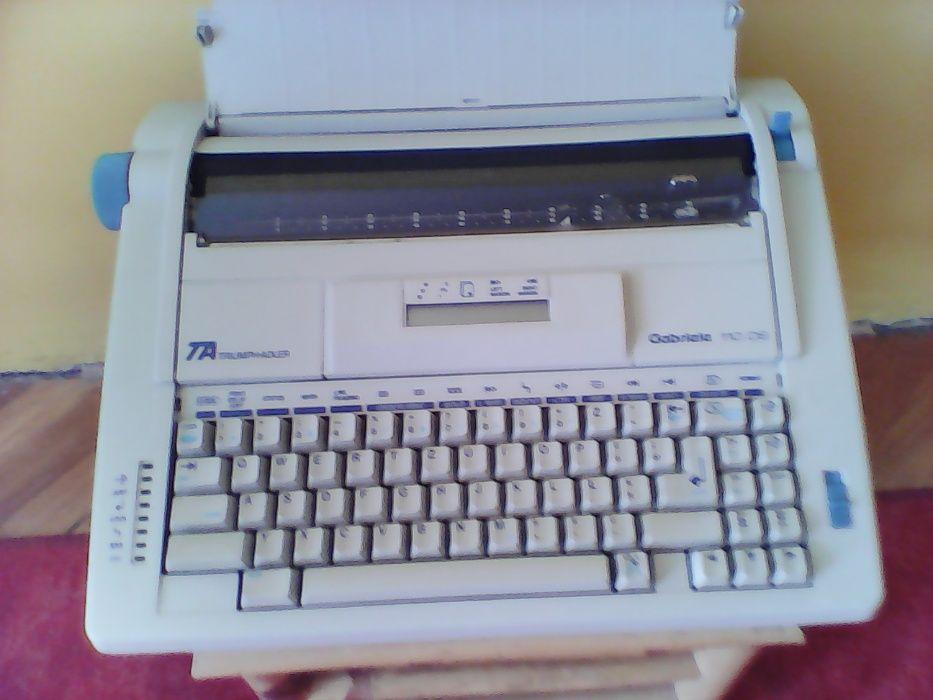 """Sprzedam elektryczna maszyne do pisania - """" GABRIELE 110 DS """" OKAZJA ! Gdańsk - image 1"""