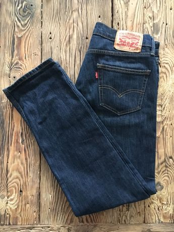 Jeansy Levis 511