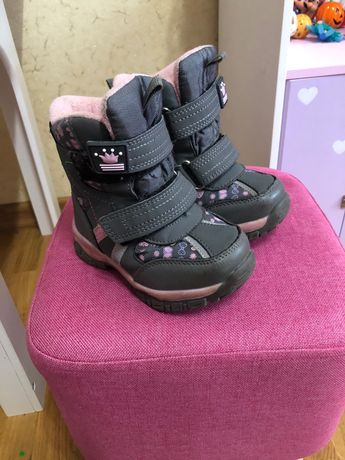Детские зимние ботинки Том.М