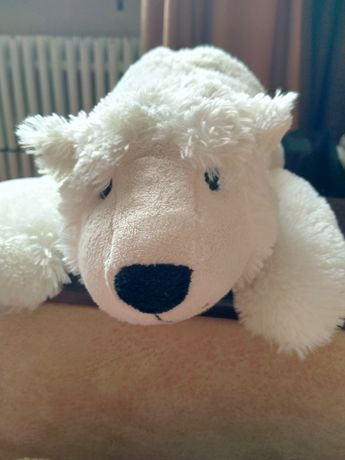 Мягкая игрушка( белый медведь)