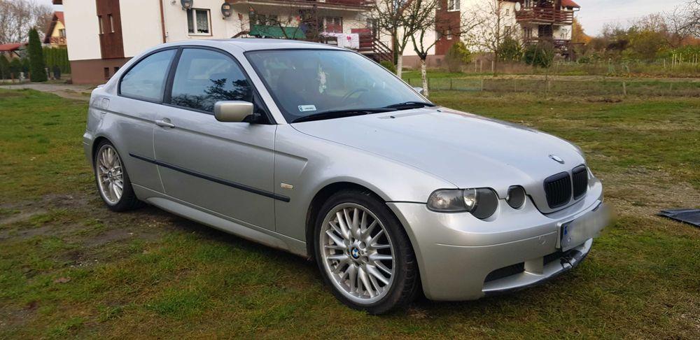 BMW E46 325ti Mpakiet Samostrzel - image 1