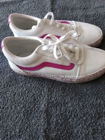 Buty Vans dla dziewczynki