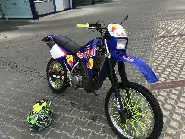 Zarejestrowana Yamaha Dt 125
