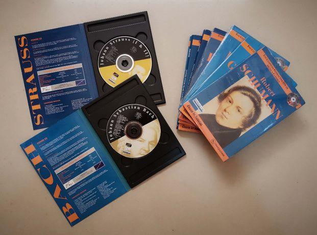 Cds - Enciclopédia Interactiva de Música Clássica