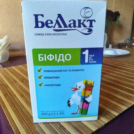 Беллакт Бифидо 1 от 0 до 6 мес 400 г