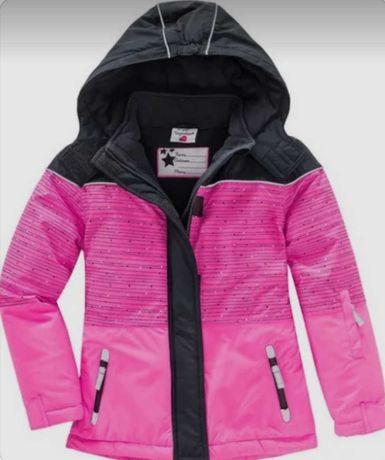Зимняя термокуртка для девочки Topolino(р.122)