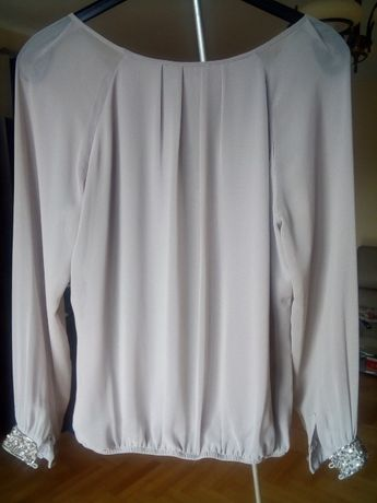 Sprzedam bluzkę wizytową firma TARANKO bardzo mało używaną