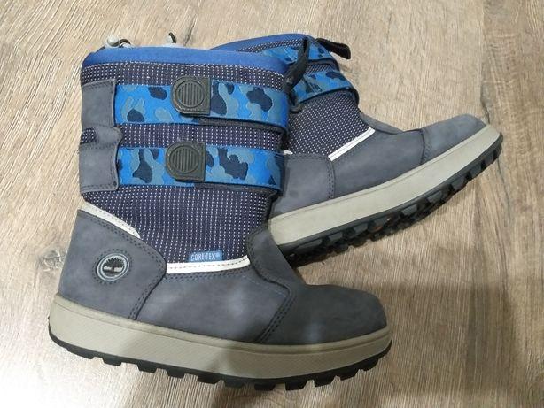 Зимние ботинки Timberland р. 32 (21см стелька)