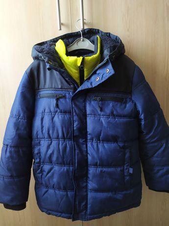 Зимняя куртка George, очень лёгкая и теплая, размер 128 см
