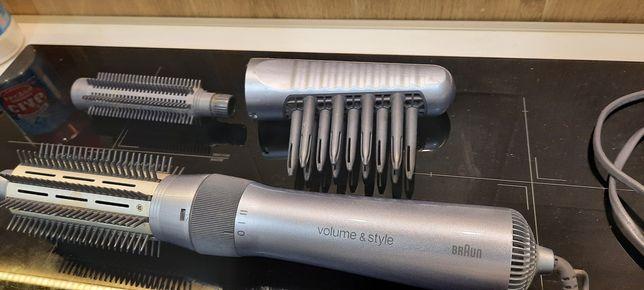 Фен-щетка для укладки волос BRAUN