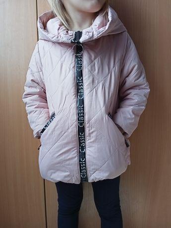 Демисезонная куртка для девочки на 2года