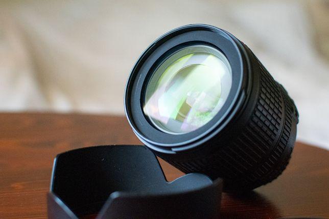 Obiektyw AF-S DX Nikkor 18-105mm f/3.5-5.6 G ED VR Nikon