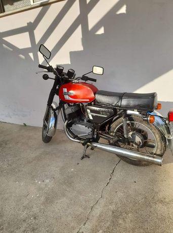 Vendo mota java antiga