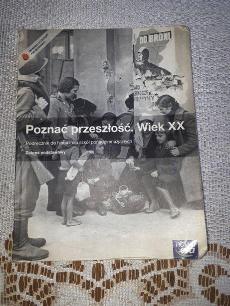 """Podręcznik do historii """"Poznać Przeszłość. Wiek XX"""""""