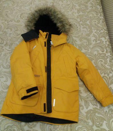 Куртка зимова, дитяча REIMA TEC+, 116 см, б/у, оригінал