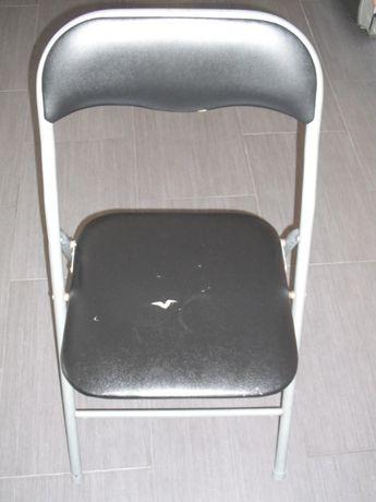 2 cadeiras de jardim/campismo