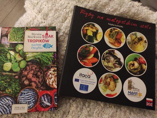 Oddam za darmo 2 książki kucharskie