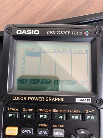 Maquina calculadora casio