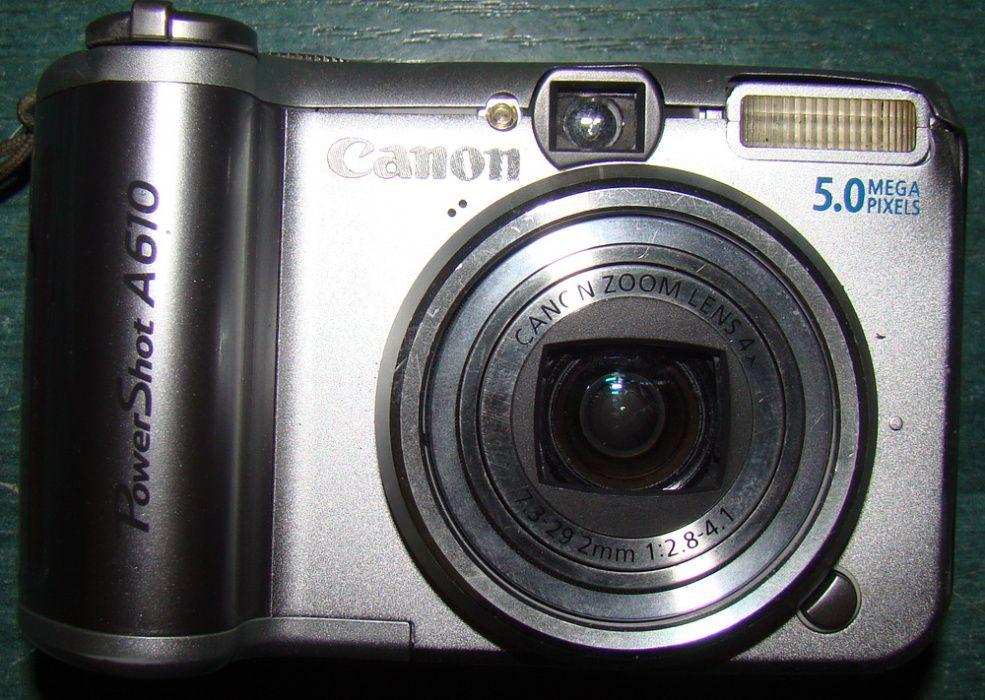 Canon PowerShot A610 Львов - изображение 1