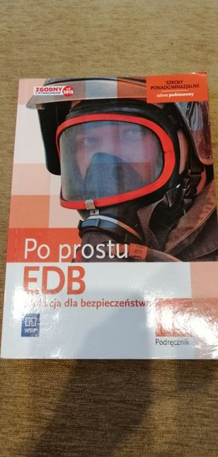 Po prostu EDB, Edukacja dla bezpieczeństwa - podręcznik