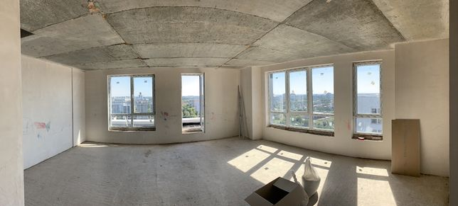Пентхаус зданий 107м2, 16-17 пов, новобудова Parus Smart Парус Смарт
