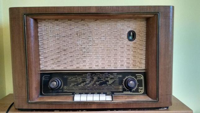 Stare radio lampowe Philips Sagitta 333 sprawne!