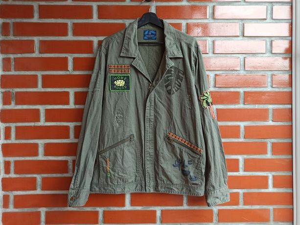 Scotch & Soda мужская куртка ветровка размер XL