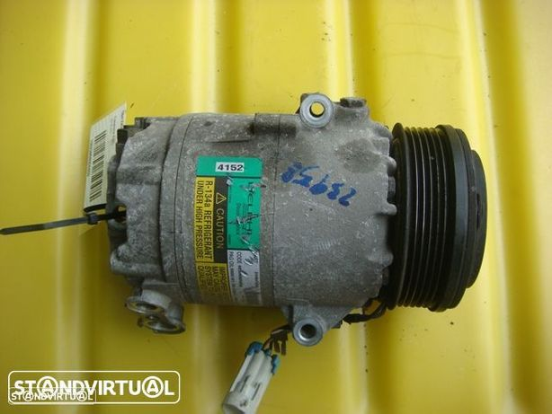 Compressor AC Opel Zafira