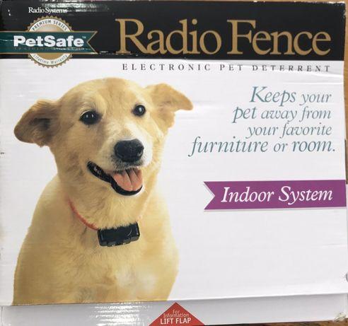 Afastar cães gatos Radio Fence PetSafe Indoor System