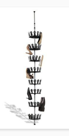 Stojak obrotowy na buty