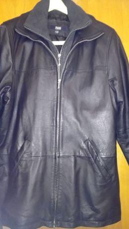 Чоловіча шкіряна куртка, кожаная куртка Німеччина