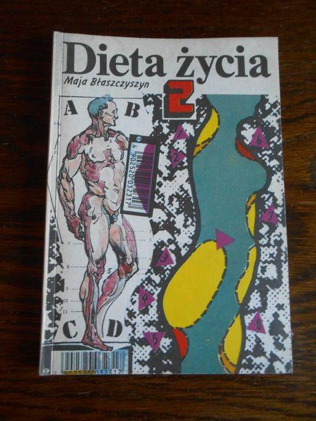 """""""Dieta Życia""""  Maja Błaszczyszyn"""