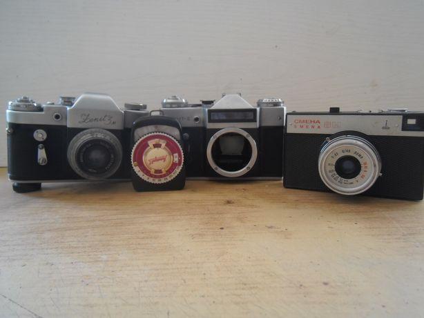 Фотоапарат зеніт