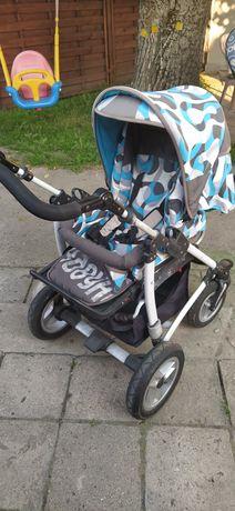 Wózek, gondola, nosidło adapter, 3w1