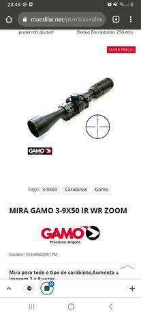 Mira Óptica Gamo 3-9x50