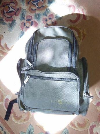 Портфель рюкзак сумка вместительный очень КАЧЕСТВЕННЫЙ