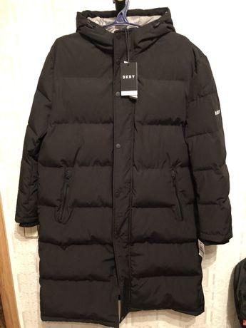 Куртка пуховик из США - DKNY