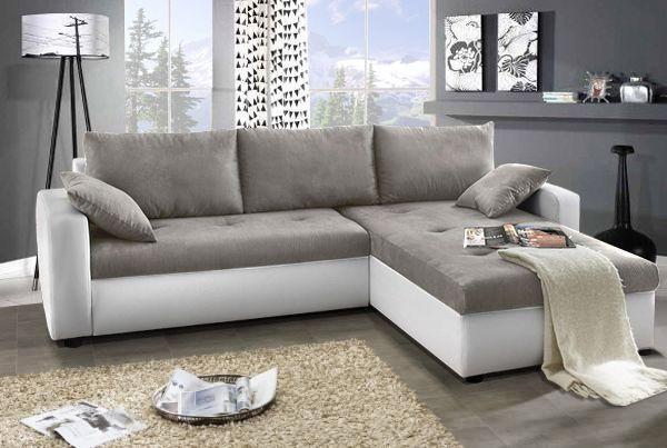 Narożnik FOCUS 240x142 siedzisko na BONELLU - od Furniture Sobczak