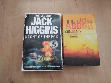 Dwie książki po angielsku, wydanie kieszonkowe