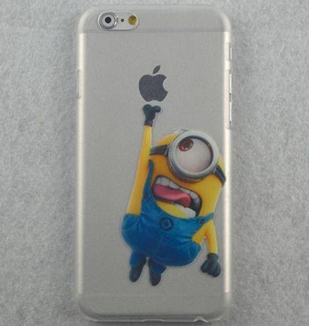 Capa para iPhone 6 - Nova/Embalada - Minion
