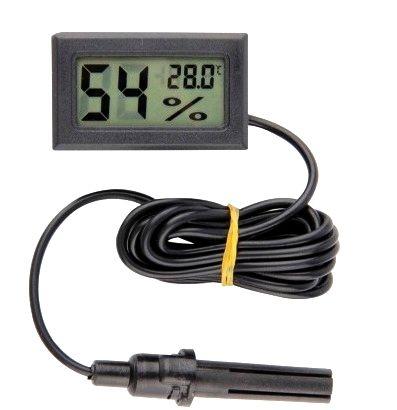 Термометр гигрометр с выносным датчиком температуры и влажности