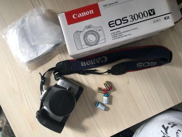 Продам фотоаппарат Canon 3000V, иногда глючит