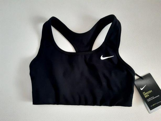 Nowy biustonosz stanik  sportowy Nike XS