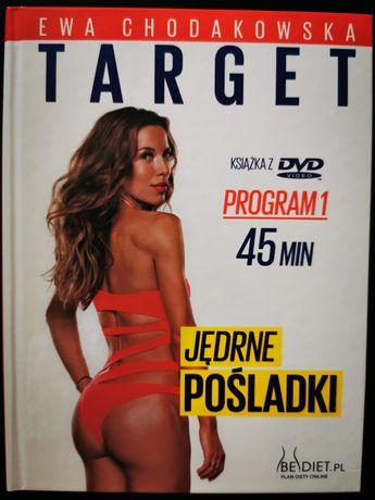 Target książka + DVD Ewa Chodakowska