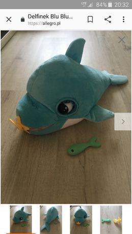 Maskotka Delfinek blu blu