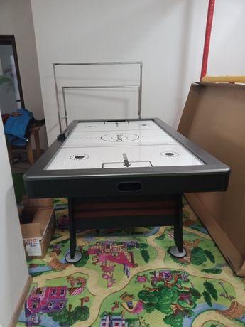 Аэрохоккей Стационарный игровой стол аэрохоккей Start Line