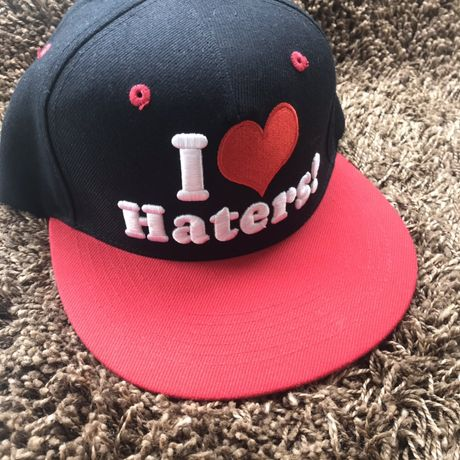 "Рэперка «I love haters"""